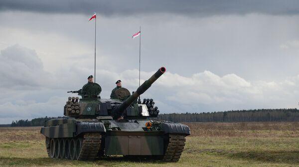 Танк PT-91 Тварды