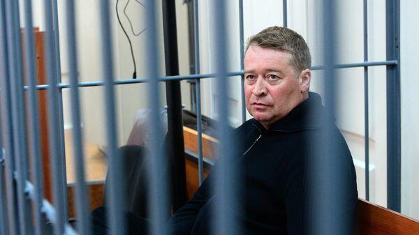 Леонид Маркелов в Басманном суде