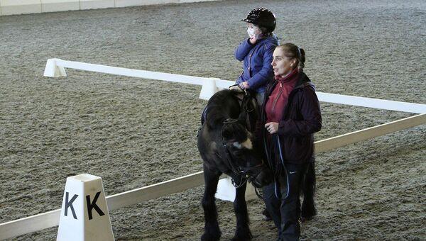 Путешествие в страну лошадей: сбылась мечта маленькой Милены