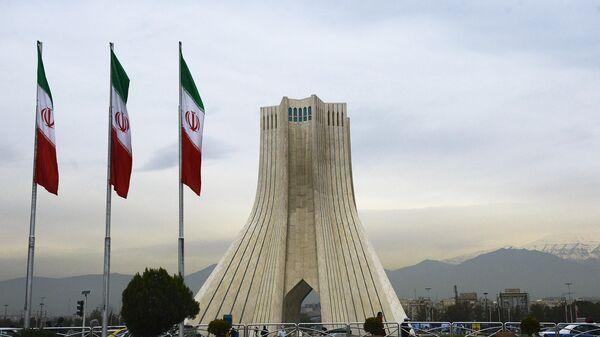Ситуация в Тегеране. Архивное фото