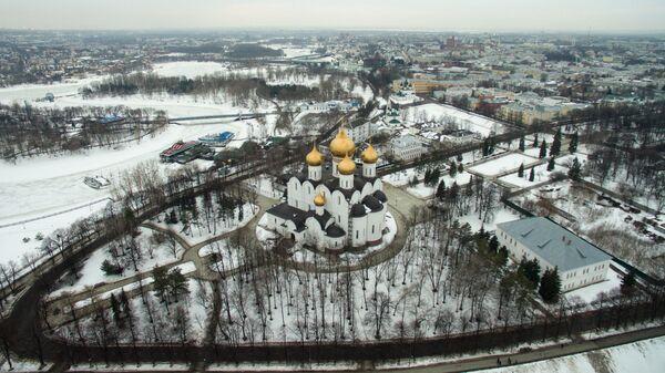 Города России. Соборы и храмы