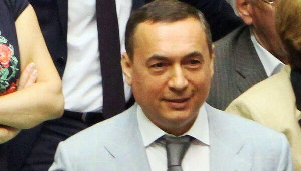 Николай Мартыненко. Архивное фото