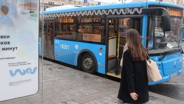 Бесплатные автобусы перевезли более 350 тыс. москвичей в пасхальные праздники