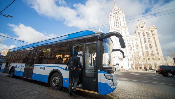 1 мая временно изменятся маршруты общественного транспорта