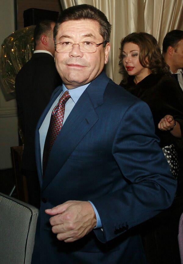 Совладелец компании Eurasian National Resources Corporation Патох Шодиев