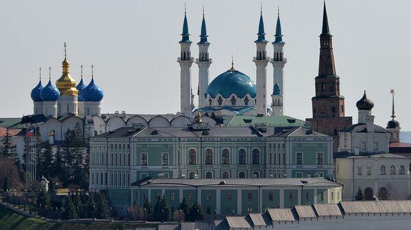 Казанский кремль. Архивное ото
