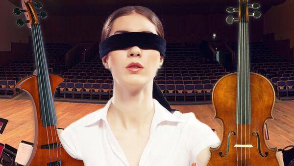 Добровольцы не смогли отличить Страдивариус от обычной скрипки