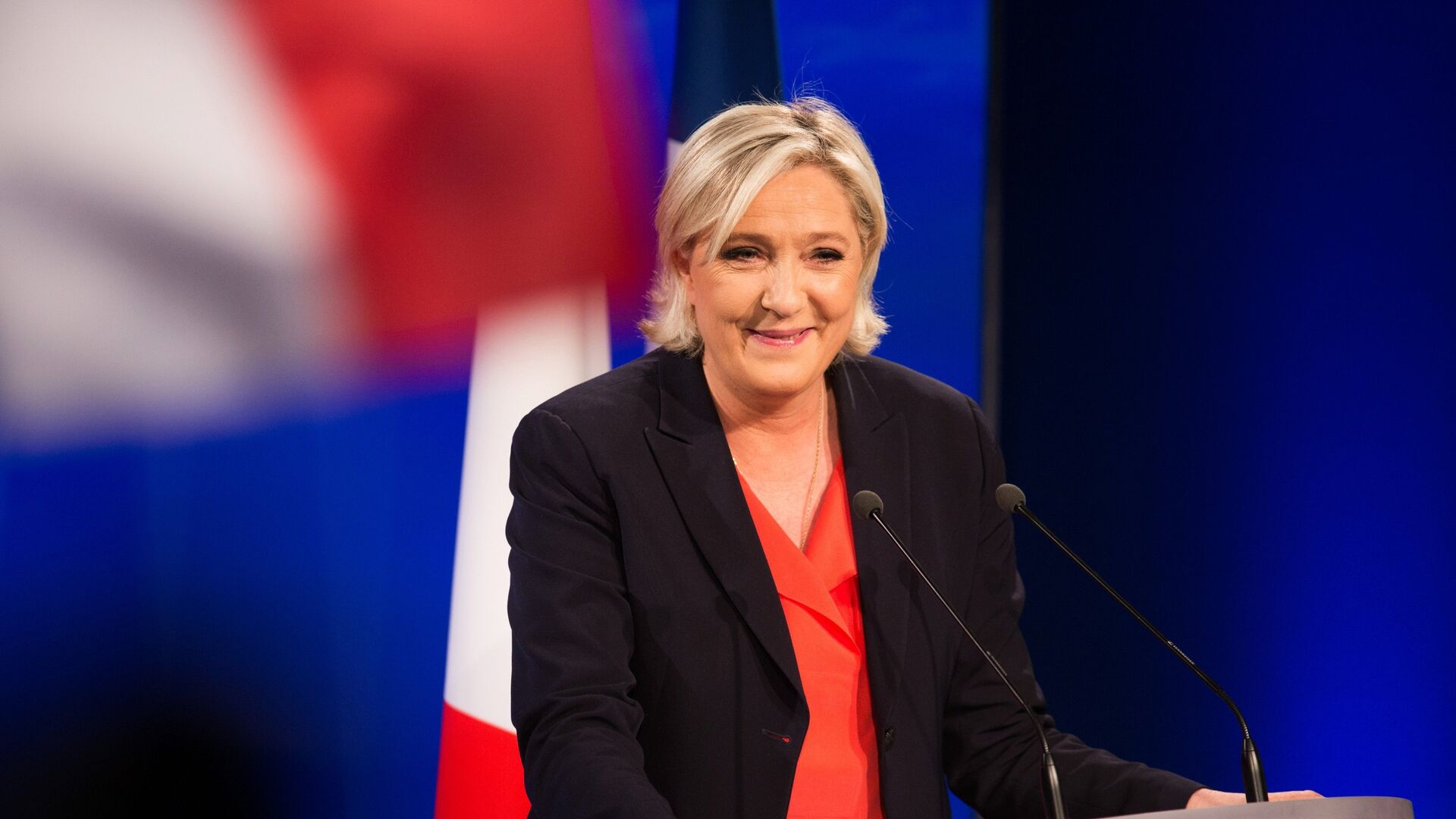 Второй тур президентских выборов во Франции - РИА Новости, 1920, 22.03.2021