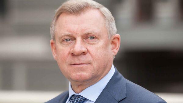 Первый заместитель председателя Нацбанка Украины Яков Смолий