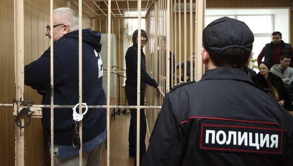 Рассмотрение дела о подкупе Шакро Молодым офицеров СК РФ. Архивное фото