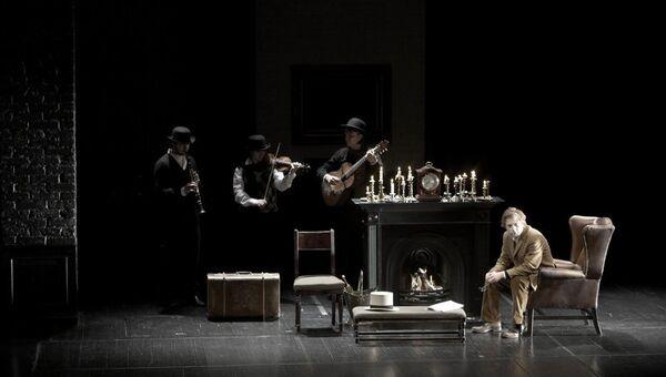 Спектакль по мотивам рассказов Диккенса Битва жизни на сцене Студии театрального искусства