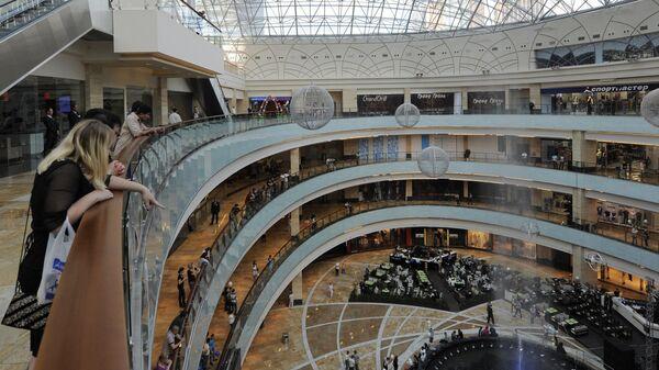 В Москве открываются торговые центры
