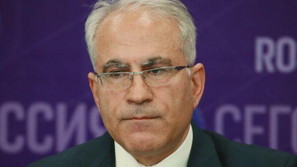 Представитель Демократической партии Иракского Курдистана в РФ Хошави Бабакр. Архивное фото
