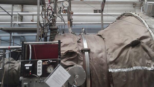 Детектор нейтрино, на котором российские ученые будут искать четвертый тип этих частиц