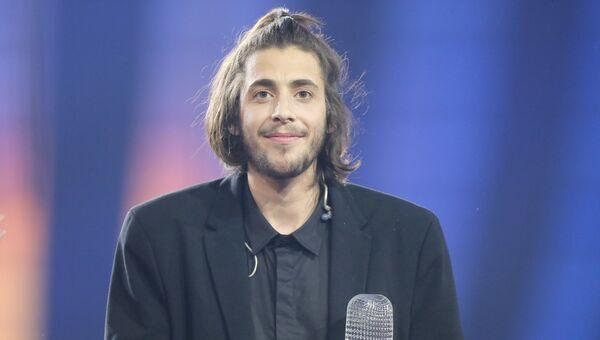 Победитель Евровидения Сальвадор. Архивное фото