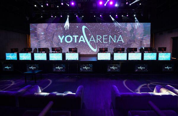 Киберспортивный комплекс Yota Arena