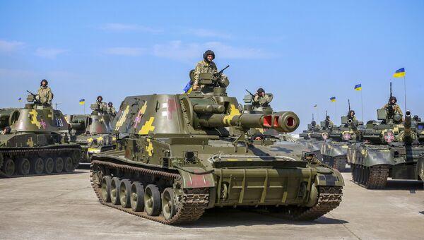 Украинские танки Т-80