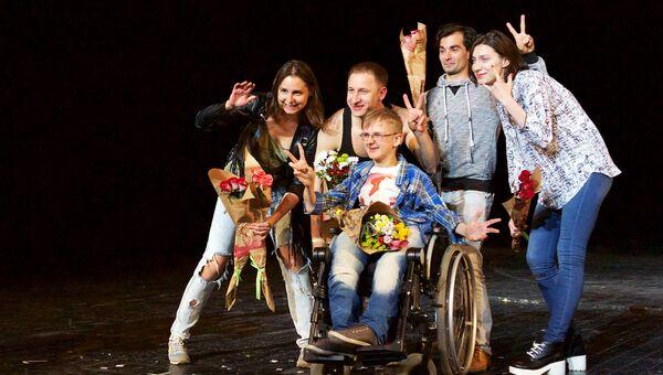 Дети с ограниченными возможностями сочинили пьесы для Театра Ермоловой