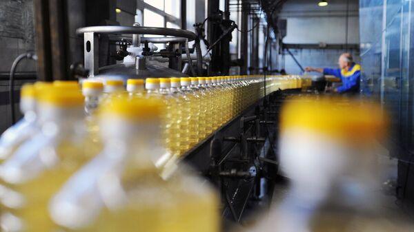 Производство подсолнечного масла в Ростове-на-Дону