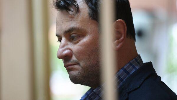 Бывший генеральный директор театральной труппы Седьмая студия Юрий Итин. Архивное фото
