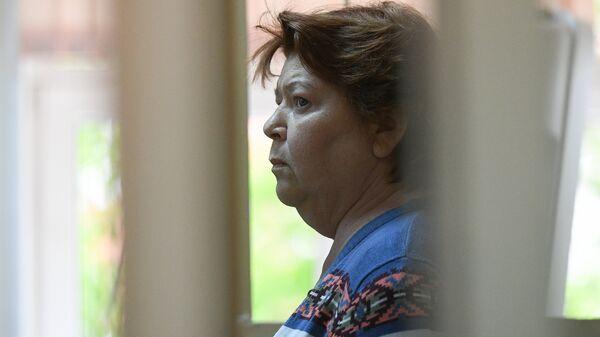 Бывший главный бухгалтер театральной труппы Седьмая студия Нина Масляева в Пресненском суде Москвы
