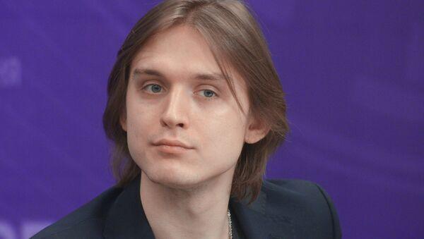 Премьер Большого театра Денис Родькин