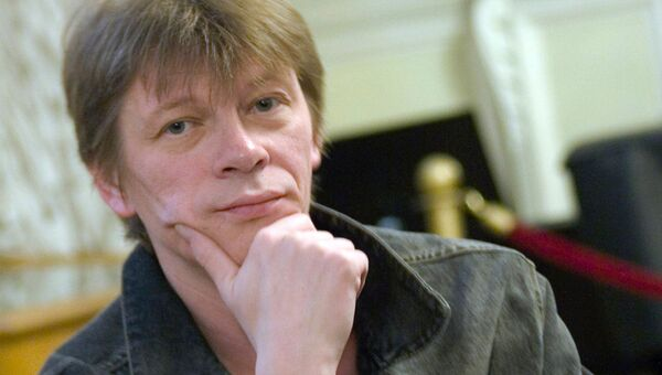 Хореограф Сергей Вихарев. Архивное фото