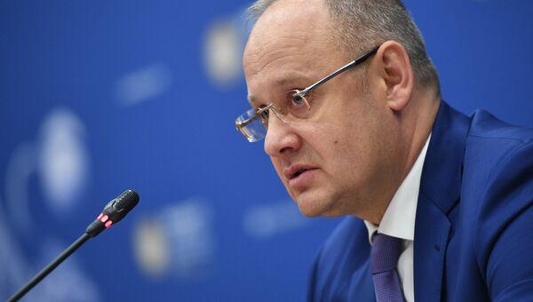 Антон Кобяков. Архивное фото