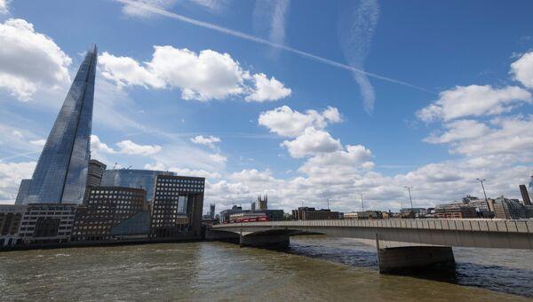 Лондонский мост после теракта в ночь на 4 июня
