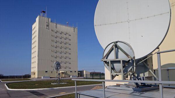 Радиолокационная станция Воронеж в Калининградской области. 2015 год