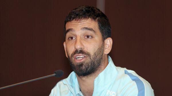 Арда Туран объявляет о завершении карьеры в сборной Турции