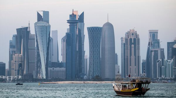 Доха, Катар. Архивное фото