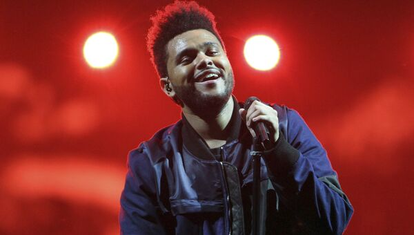 Выступление группы The Weeknd в Атланте. Архивное фото
