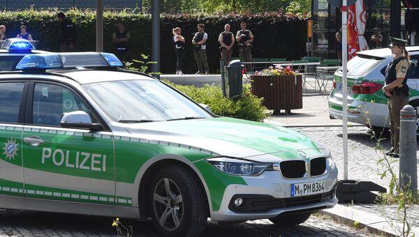 Полиция в Германии. Архивное фото
