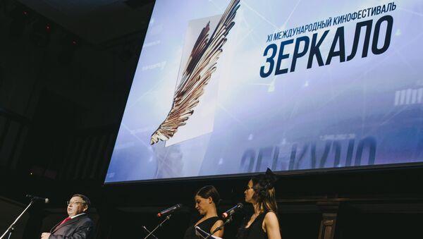 Губернатор Ивановской области Павел Коньков на церемонии открытия ХI кинофестиваля имени А. Тарковского Зеркало