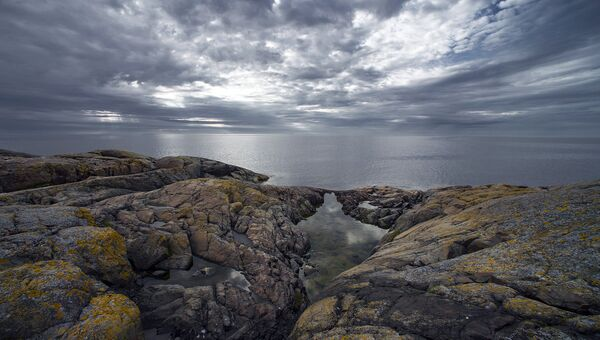Геологический состав острова Соммерс