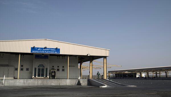 На закрытой границе между Катаром и Саудовской Аравией
