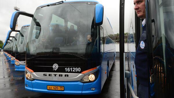Минтранс тестирует систему, которая не даст уснуть водителям автобусов