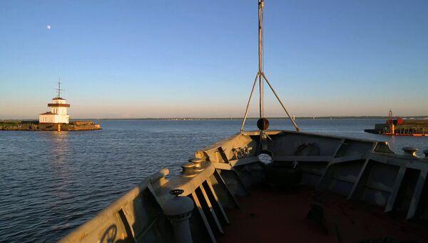Команда ЦПИ РГО отправилась на внешние острова Финского залива