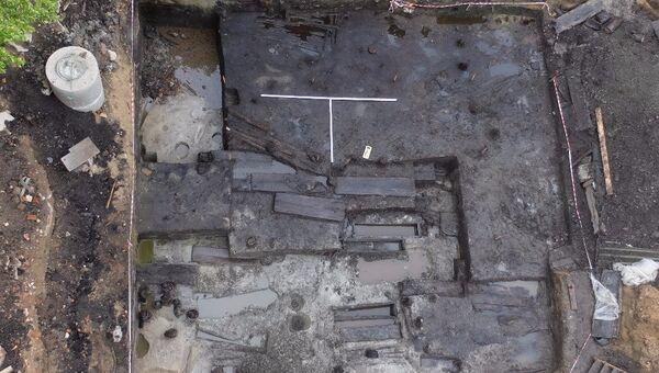 Кладбище 13-15 веков на территории Вязьмы