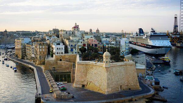 Столица Мальты Валлетта