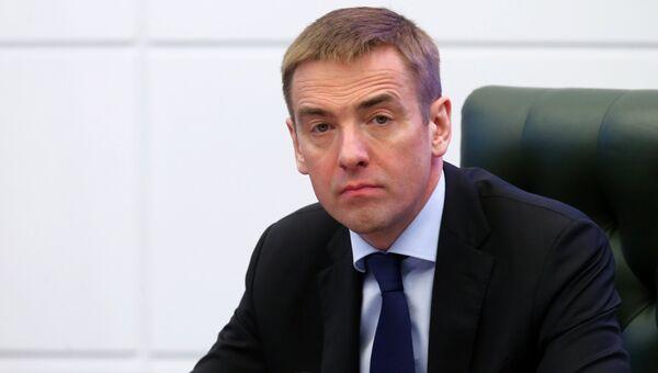 Заместитель министра промышленности и торговли РФ Виктор Евтухов