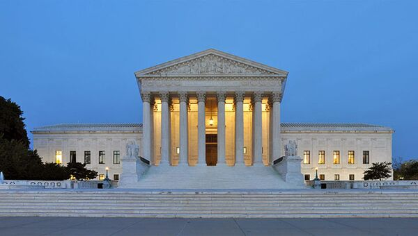 Верховный суд США. Архивное фото