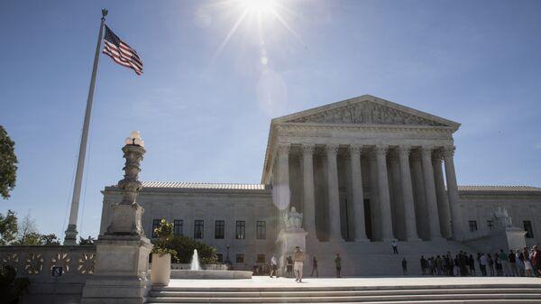 Верховный суд в Вашингтоне