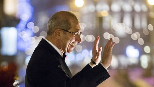 Генеральный директор Организации по запрещению химического оружия (ОЗХО) Ахмет Узюмджю. архивное фото
