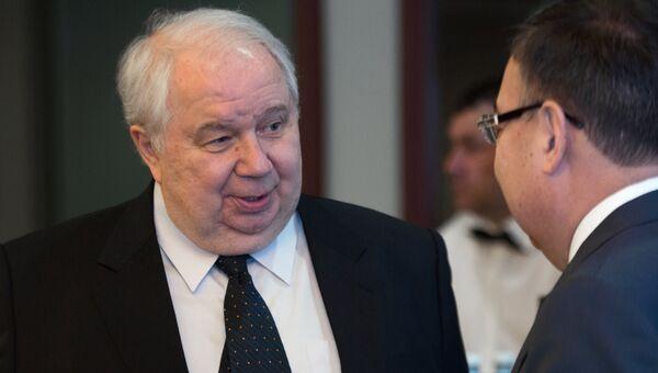 Сергей Кисляк в посольстве РФ в Вашингтоне. Архивное фото