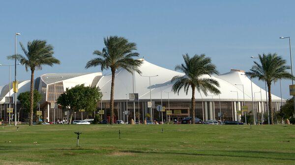 Международный аэропорт в Шарм-эш-Шейх
