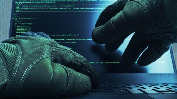 Хакер. Архивное фото