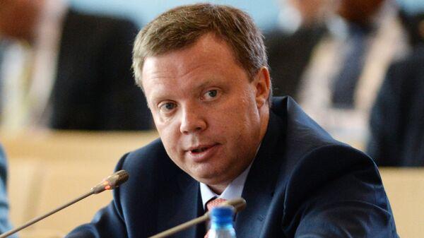 Заместитель генерального директора ГК Росатом Кирилл Комаров. Архивное фото