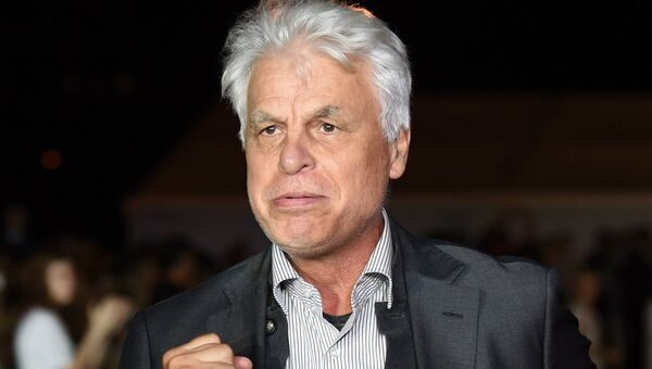 Итальянский актер и режиссер Микеле Плачидо. Архивное фото